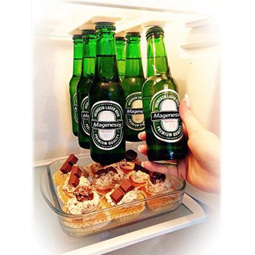 Magnetische Getränkehalterung Bierhalterung